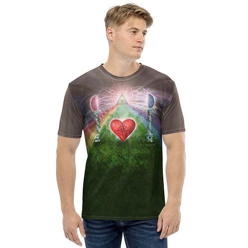 Heart mind awareness T-shirt