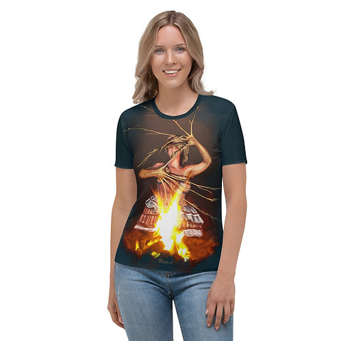 Magic Fire Women's T-shirt
