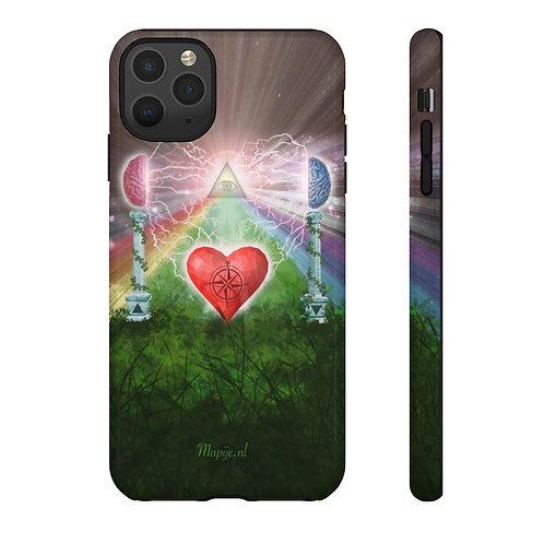 Mind Heart Awareness phonecase