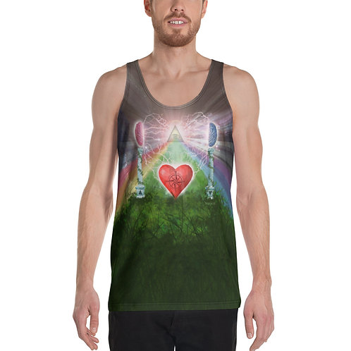 Heart mind awareness Tank Top