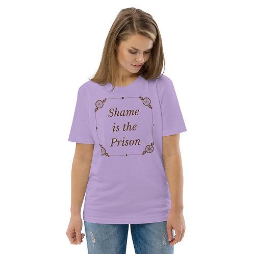 Shame Unisex organic cotton t-shirt