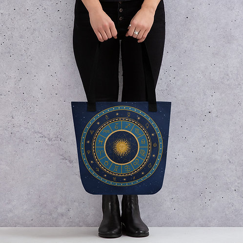 Zodiac Tote bag