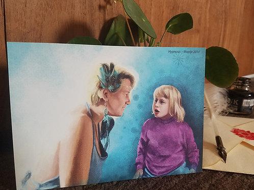 Postcard Hypnosis