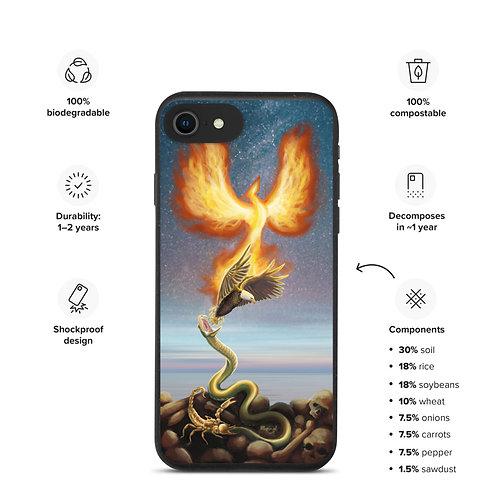 Scorpio Biodegradable Iphone case
