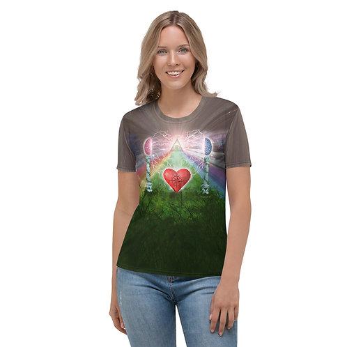 heart mind awareness Women's T-shirt