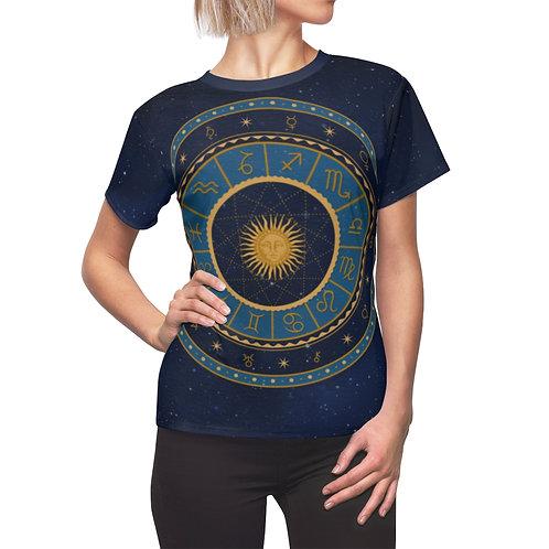 Zodiac womens t-shirt