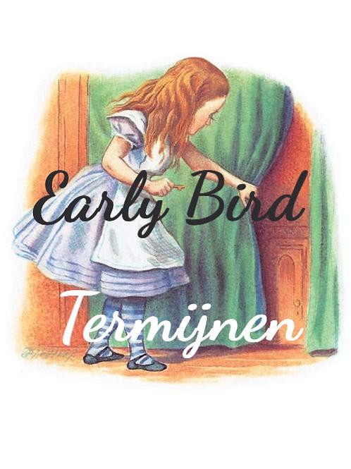 Early Bird Termijnen