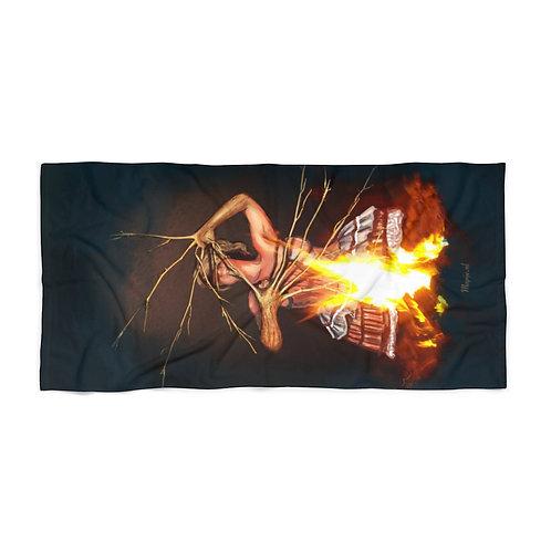 Magic Fire Towel