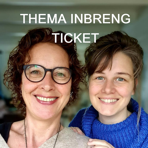 THEMA INBRENGER Familieopstelling 29 aug