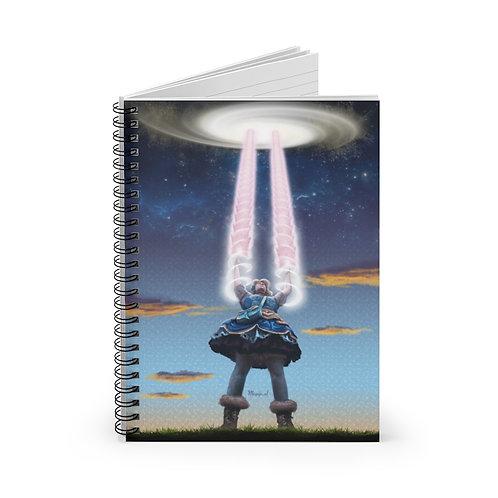 Qi Spiral Notebook cultiveren - Lijn met lijnen