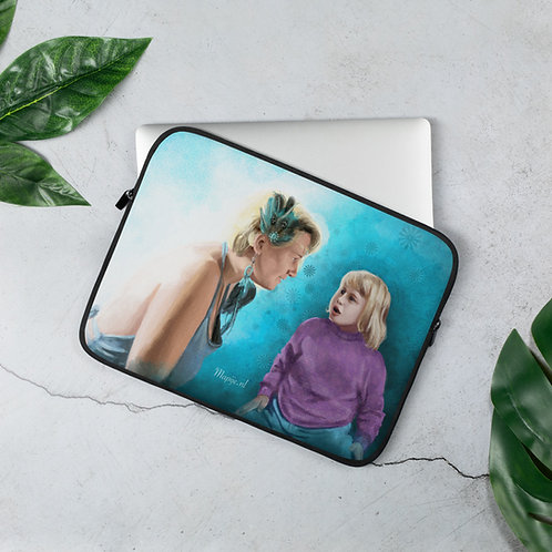 Future self Laptop Sleeve
