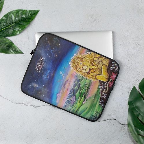 Levenswiel Laptop Sleeve