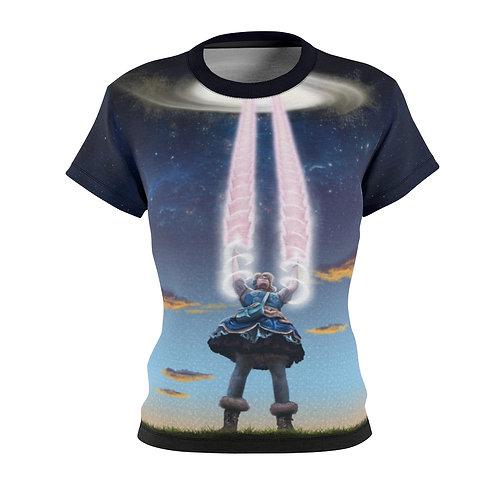 T-shirt voor dames van Qi cultiveren