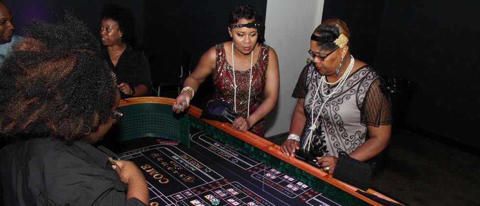 Casino Fundraiser