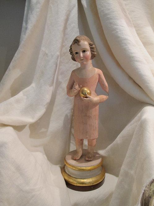 Cap i Pota - Niño Jesús de Praga - S.XIX