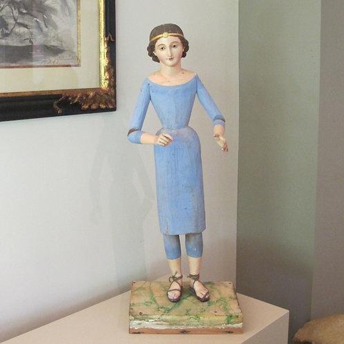 Cap y Pota - Virgen de Vestir