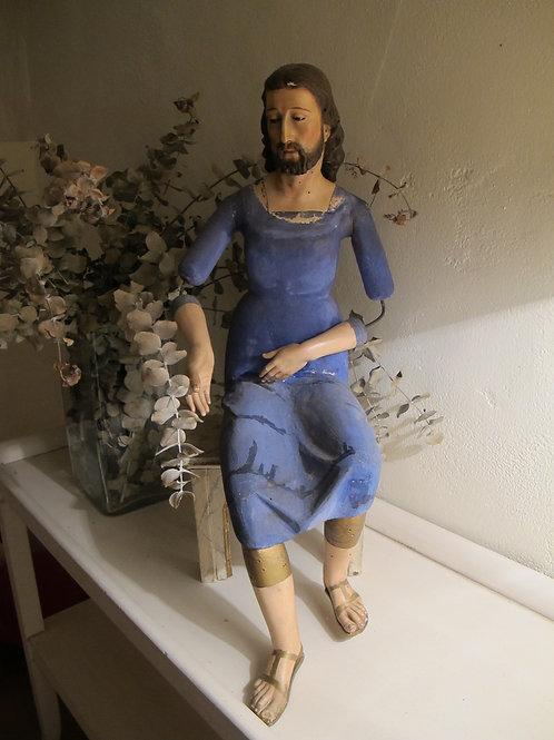 Cap y Pota - Jesús sedente - S.XIX