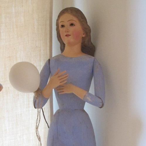 Cap y Pota - Virgen Inmaculada - S.XIX