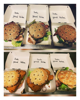 Burger zum abholen