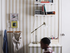 All About It: Big Boy Room Makeover