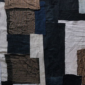 DIY: Boro Textile Art