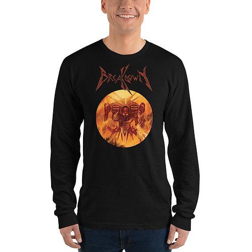 Time To Kill Long Sleeve T-shirt Black (C012)