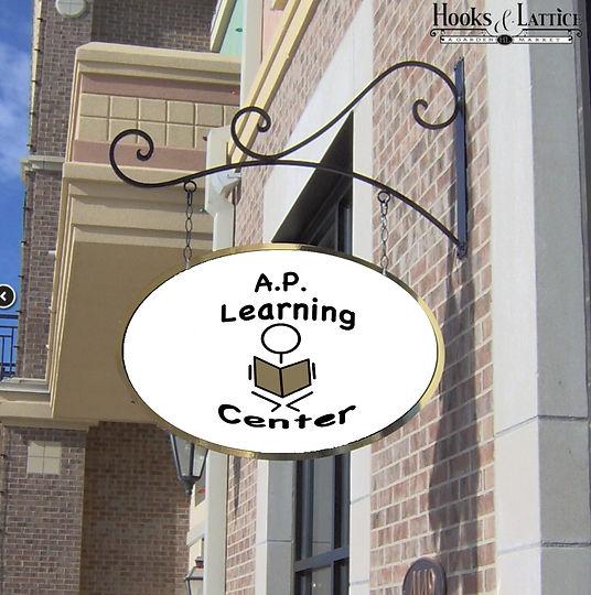 AP Learning Center Sign.jpg