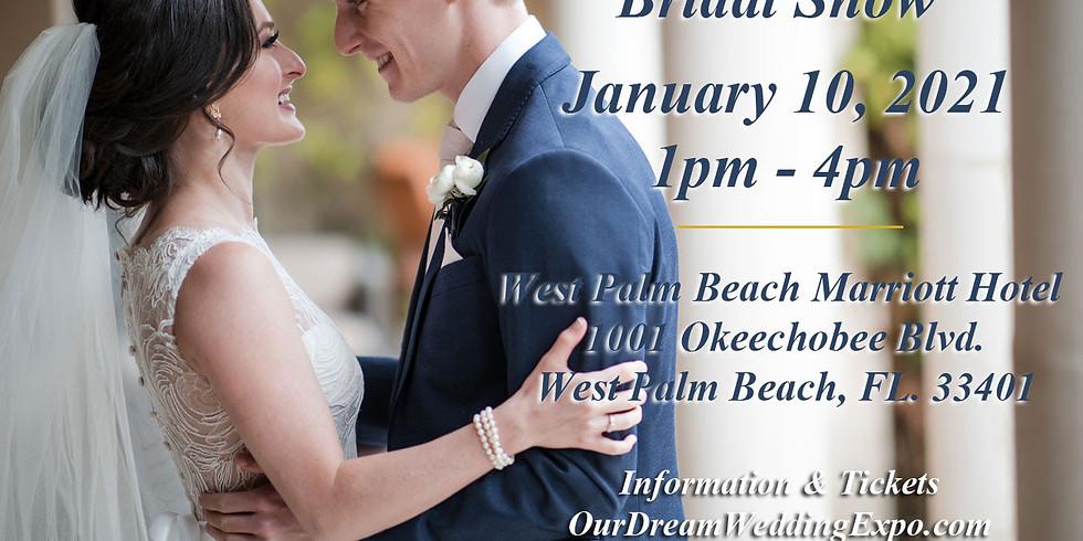 Our Dream Expo West Palm Beach Bridal Show