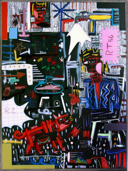 2011_XP_Black_series_[I__am_here]-181x256cm_oil_on__canvas-200호