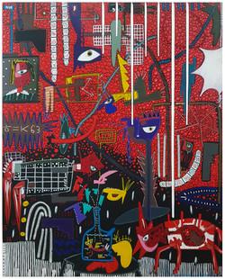 2020 #Black Series [Brooklyn Red-013]