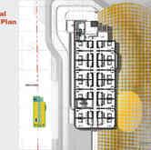 AIPL Joy Square typical floor plan