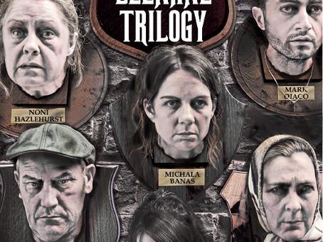 KIN announces Martin McDonagh 'The Lennane Trilogy'