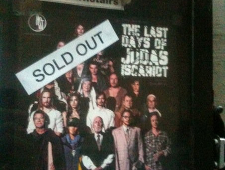 SEASON SOLD OUT - The last days of Judas Iscariot