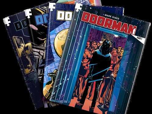 Doorman - Soft Covers
