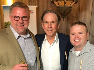 Cocktails with Thomas Keller