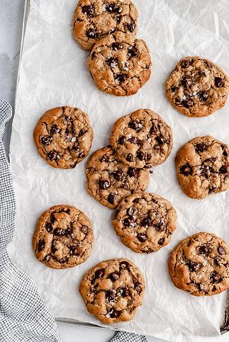 Flourless-Peanut-Butter-Oatmeal-Cookies-