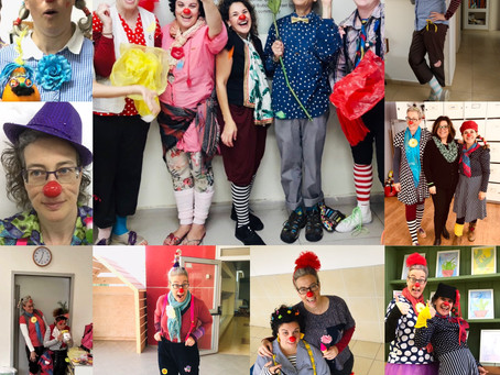 Clown fashion