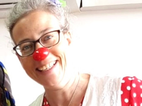 I want to do that: Therapeutic clowning