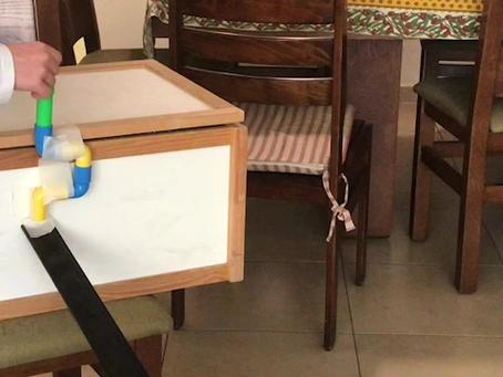Coronavirus Rube Goldberg