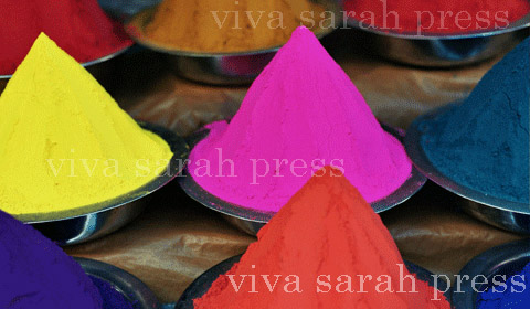 Holi Powders