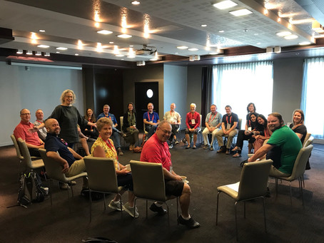 Innovation stories with the Wisconsin State Assembly