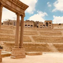 Amphitheater in Rawabi