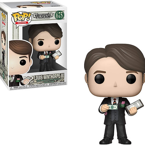 FUNKO POP MOVIES TRADING PLACES LOUIS WINTHORPE III 675