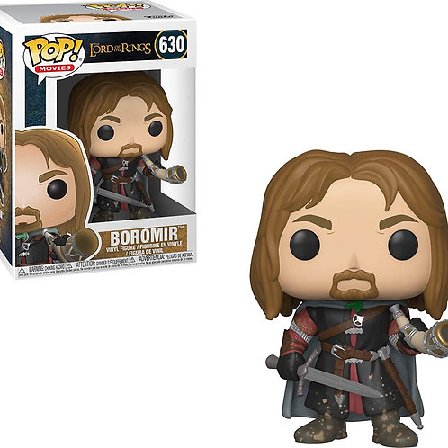 FUNKO POP MOVIES THE LORD OF THE RINGS BOROMIR 630