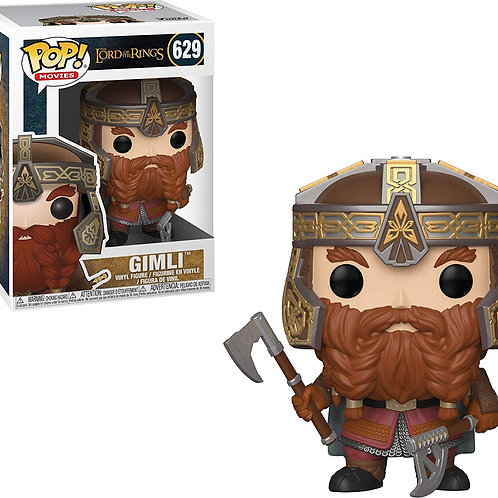 FUNKO POP MOVIES THE LORD OF THE RINGS GIMLI 629