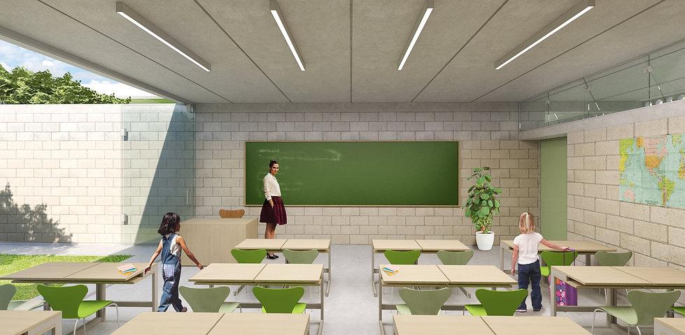Escola Classe Crixá Brasília Brasil