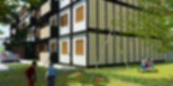Edifício Minha Casa Minha Vida - Laertes Alberti