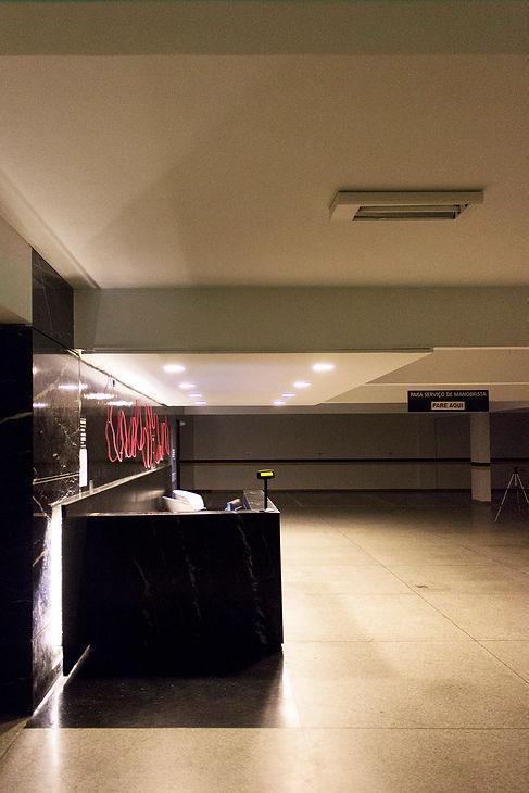 Estacionamento Fort Park Ópera Curitiba Brasil