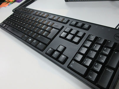 Clean keyboard