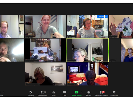 Changing to online meetings